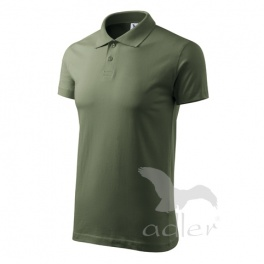 Koszulka Polo Adler 202 Single J. Unisex